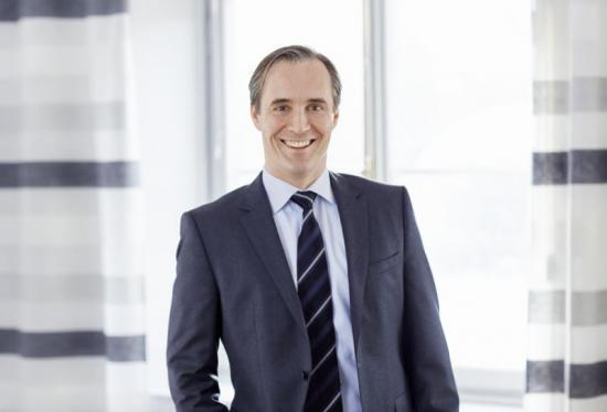 Marcus Hedblom, vd och koncernchef för Ovako.