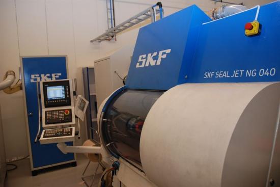SKF Seal Jet maskiner DSC.