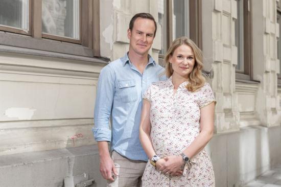 David och Karin Dymmel.