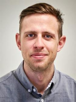 Fredric Bauer, forskare vid Miljö- och energisystem vid LTH, Lunds universitet, och en av författarna till rapporten.