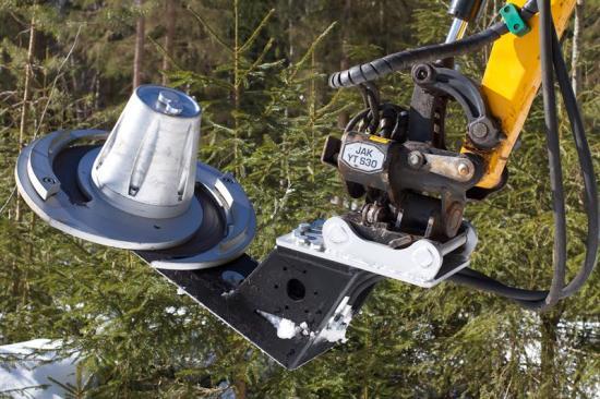 <span>JAK-Metalli är nominerat för sin Spiral Cutter, ett unikt skärhuvud med modulär design för rensning av vegetation från </span><span>vägrenar, parker och cykelbanor</span><span>.</span>