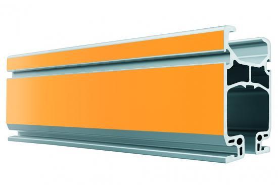 Lättraverser i den senaste aluminiumprofilenmodell 190.
